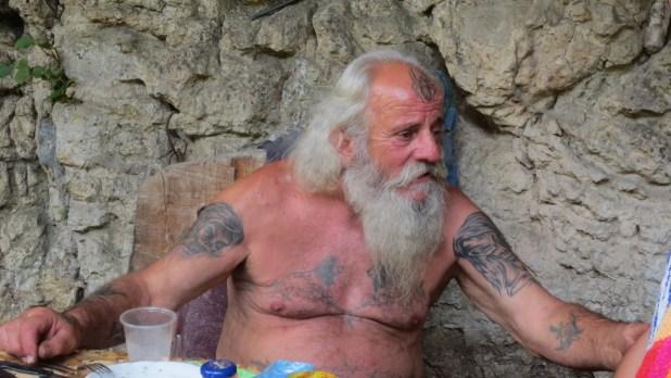 Old Bulgarian Man