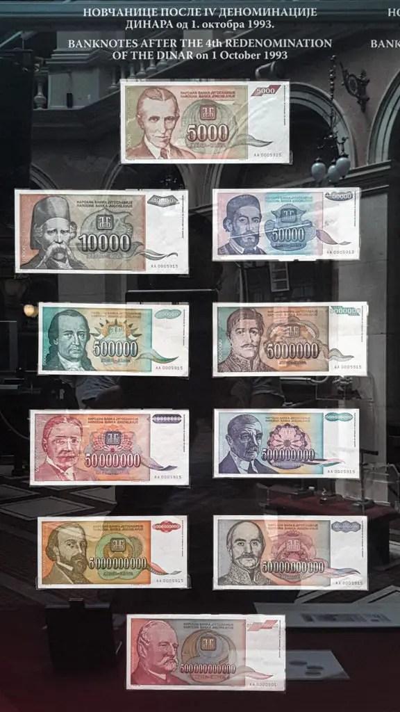 Serbian Banknotes #15