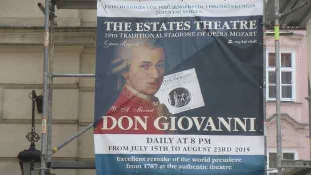 Don Giovanni at The Estate Theater
