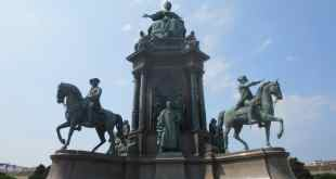 Monument to Maria Theresa