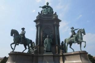 Monument to Maria Theresa