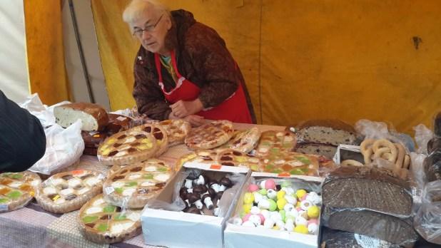 Pastry Vendor