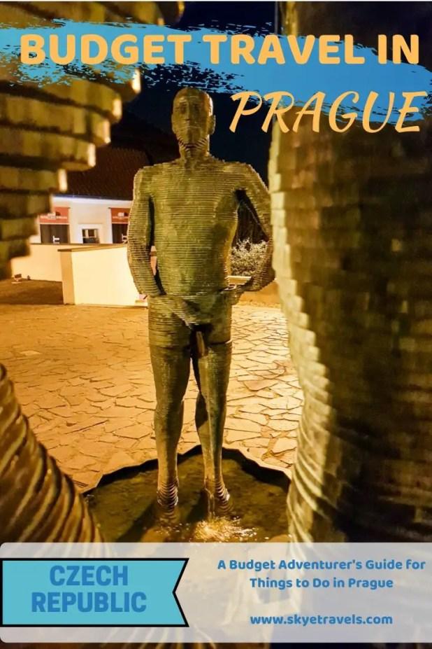 Things to Do in Prague Pin