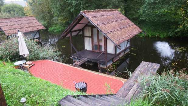 Floating Bungalow