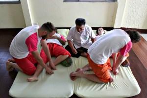 Wat Pho Massage School Lessons
