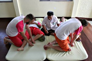 Wat Pho Massage School Lessons