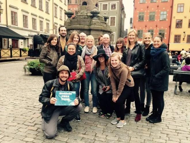 Stockholm Free Walking Tour