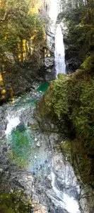 Cascade Falls Waterfall