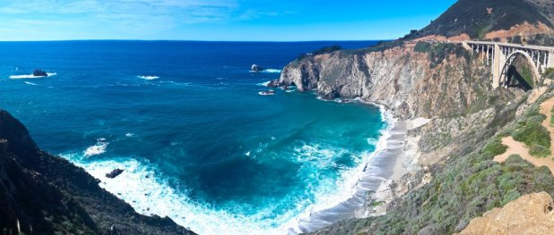 Big Sur Panoramic