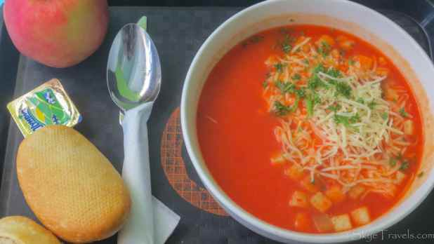 Paprika Soup at Souplounge