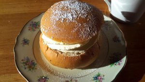 Semla with Fika