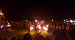 Beltane Fire Festival 2016