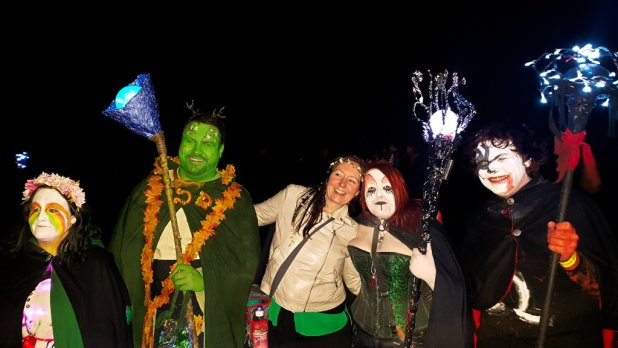 Beltane Fire Festival Performers