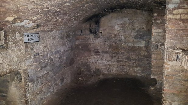 South Bridge Vaults