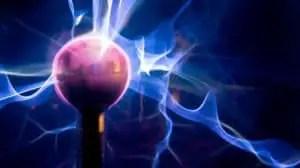 Camera Obscura Plasma Ball