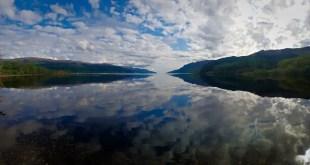 Loch Ness Reflection