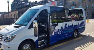 Rabbie's Edinburgh City Tour