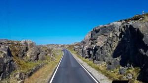 Single-Lane Roads on the Hebrides