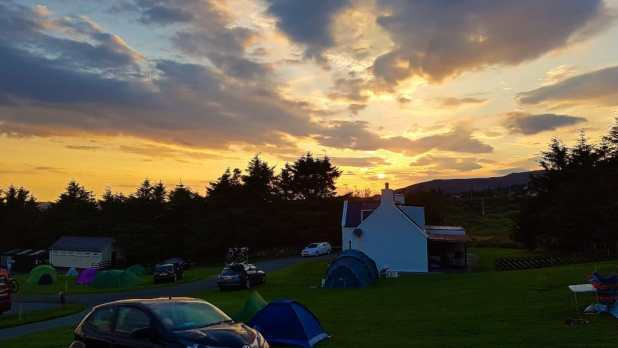 Torvaig Campground