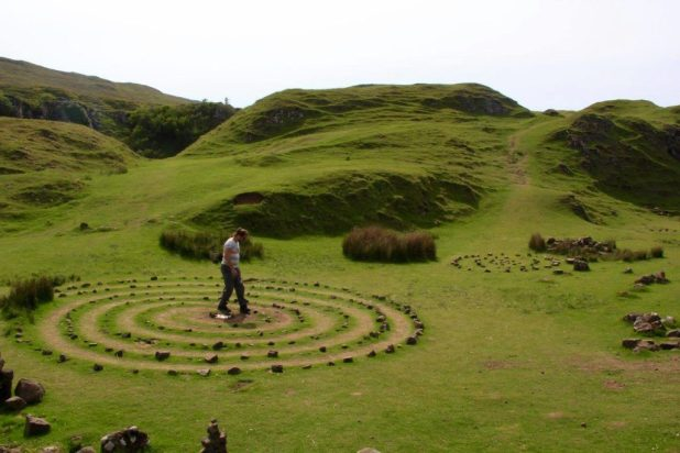 Walking in the Fairy Ring