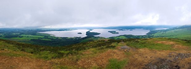Conic Hill View