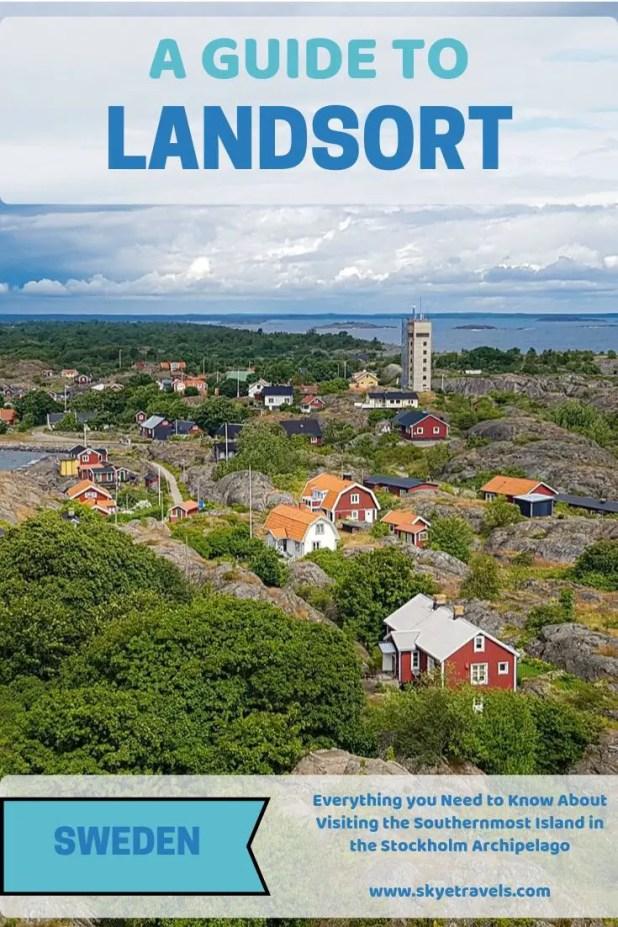 Landsort Pin