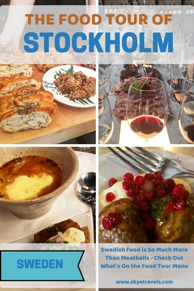 Recently I took part in The Nordic Experience with Stockholm Food Tours. I learned that there is far more to Swedish cuisine than just meatballs and fish. #SwedishFood #Meatballs #StockholmFoodTour #FoodTour #VisitStockholm #VisitSweden