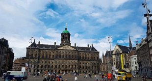 Amsterdam Central Square