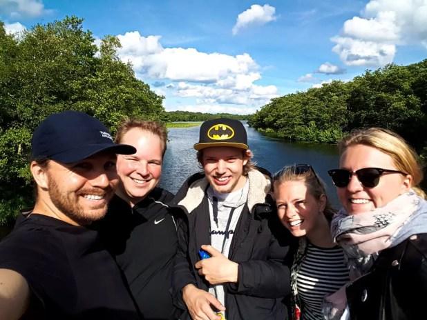 Friends in Copenhagen