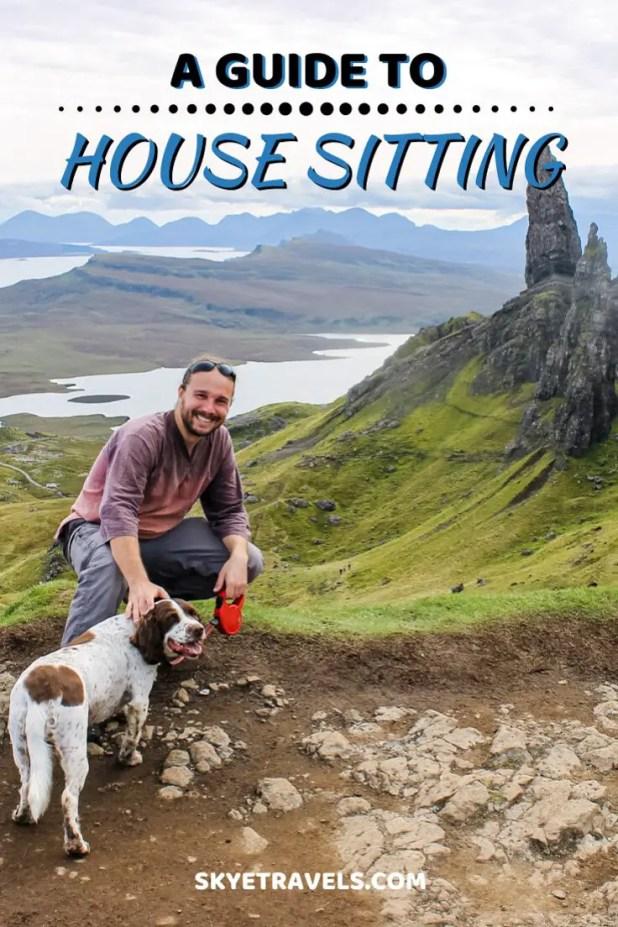 House Sitting Pin