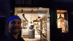 Morning Shift at Brew Lab