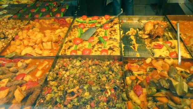 Balkan Lokantasi Food in Istanbul