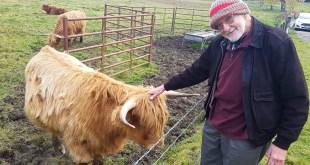Dad on a Farm