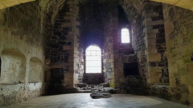 Doune Castle Kitchen