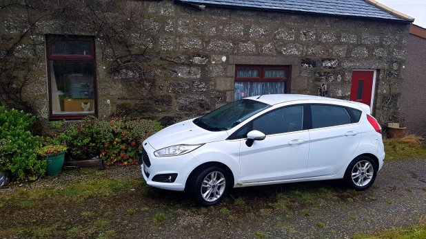 Ford Fiesta from Easirent