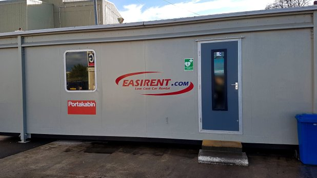 Easirent Edinburgh Airport