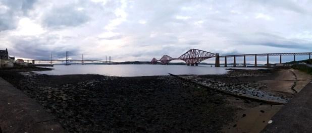 Forth Bridge Panorama