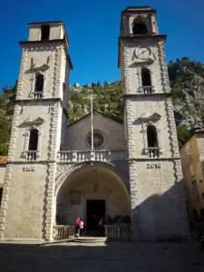 Kotor Old Town Church
