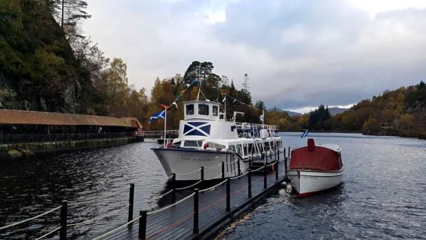 Loch Katrine Cruises