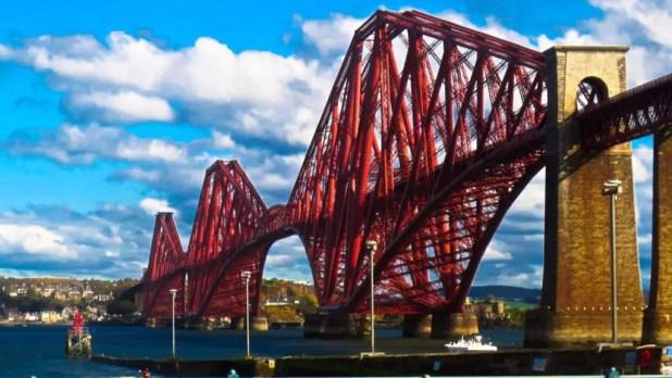 Beautiful Forth Bridge