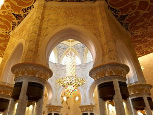 Grand Mosque Artwork #9