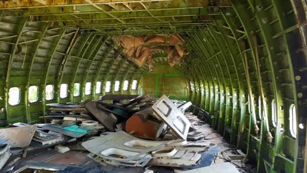 Boeing Fuselage Interior