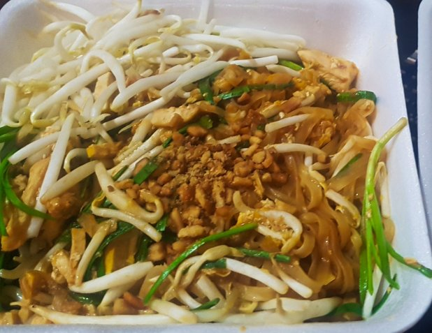 Coconut Shell Pad Thai