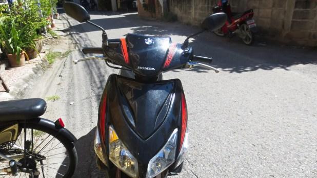 BMW Honda Motorcycle