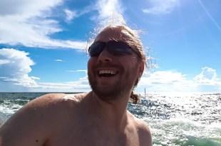 Selfie on Landsort ((Millennials)