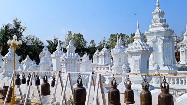 Wat Suan Dok Mausoleum