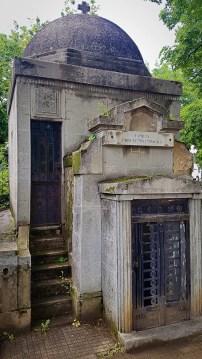 Katalinei Boschott's Doctor's Tomb in Bellu Cemetery