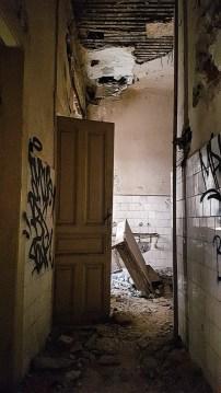 Palatul Adevarul Urban Ruins #1