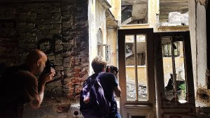Palatul Adevarul Urban Ruins #11