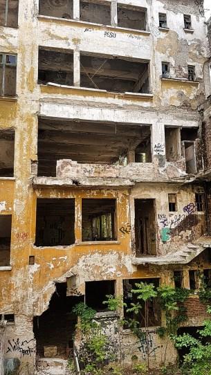 Palatul Adevarul Urban Ruins #7